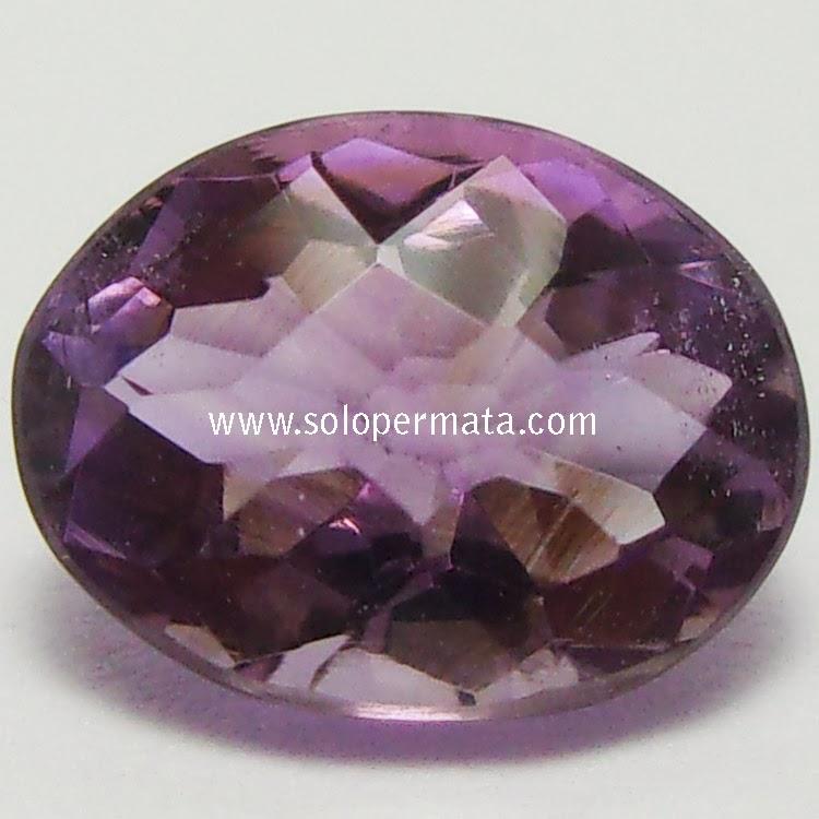 Batu Permata Kecubung Amethyst - 02B04