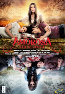 Amorosa: The Revenge grosses P25.2 million in 2 weeks plus Bwakaw and I Do Bidoo Bidoo box office results