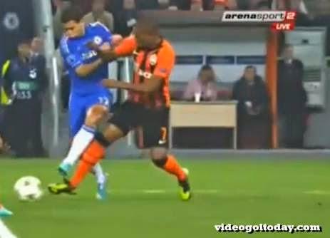 Shakhtar-Chelsea 2-1