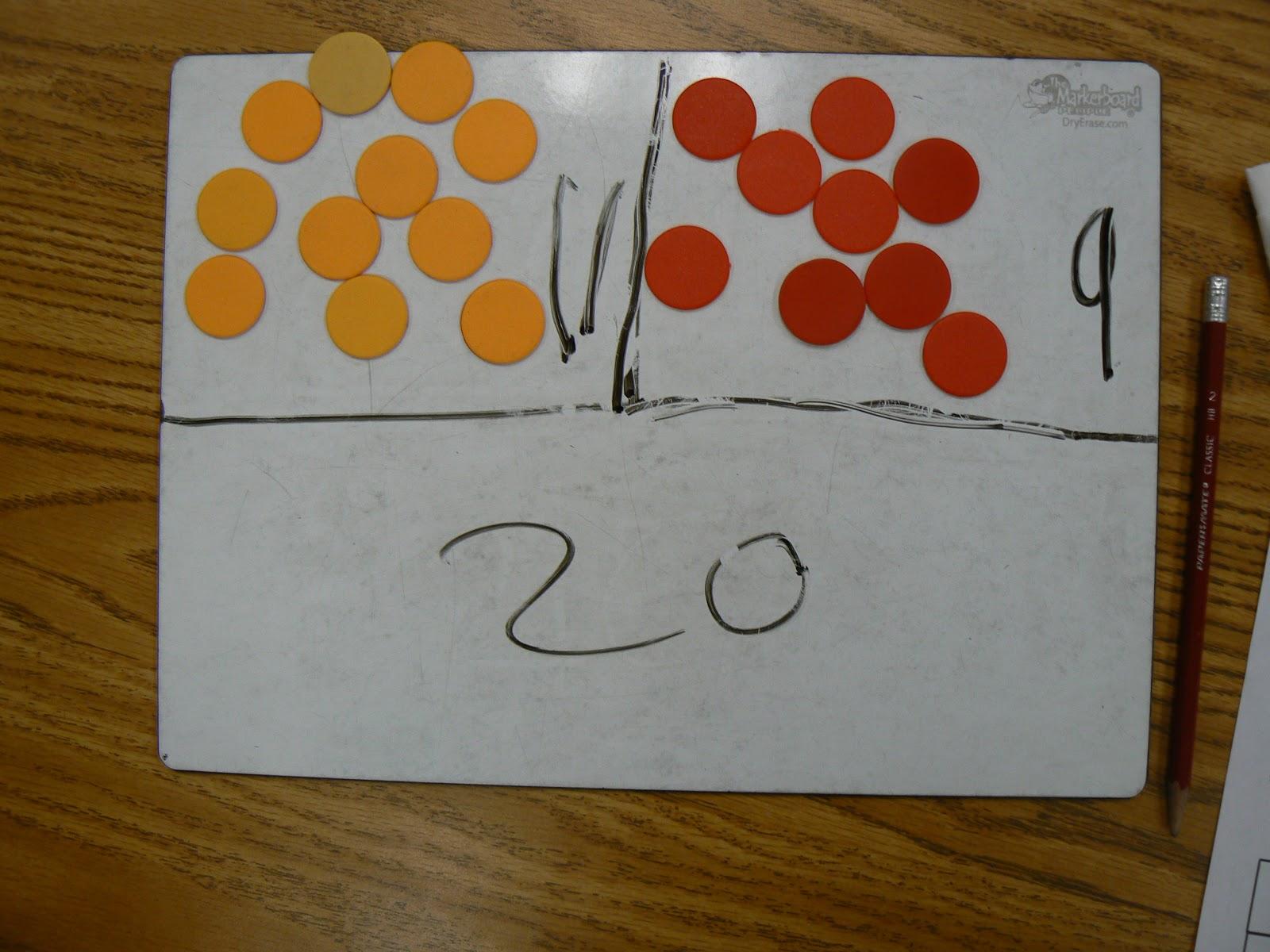 Mrs. T\'s First Grade Class: Part Part Whole Practice