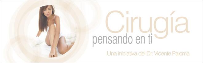 Blog Cirugía Pensando en ti, una iniciativa del Dr. Vicente Paloma