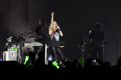 black star tour