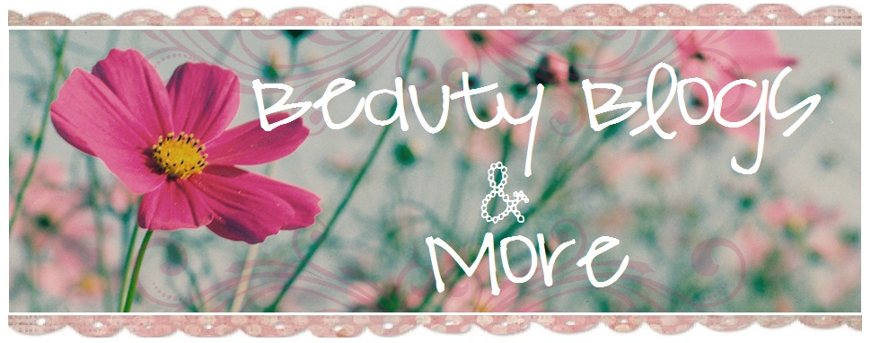 Beauty Blogs and More..