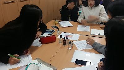 80 Hari di Korea : Hari 73 (Pentaksiran Amali Sains di Korea)