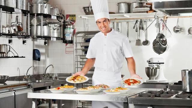 Maquinaria hostelería, seguridad alimentaria, HORECA, hostelería