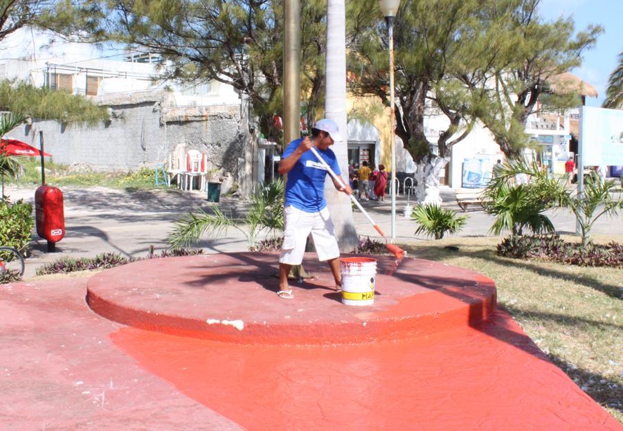Pr ximo sabado isla mujeres celebra sus 495 aniversario de - Banquetas para isla ...