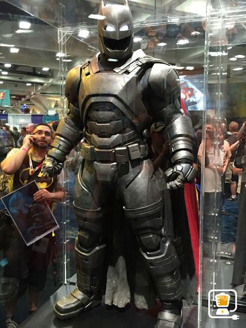 the raw critic batman v supermans new costumes including
