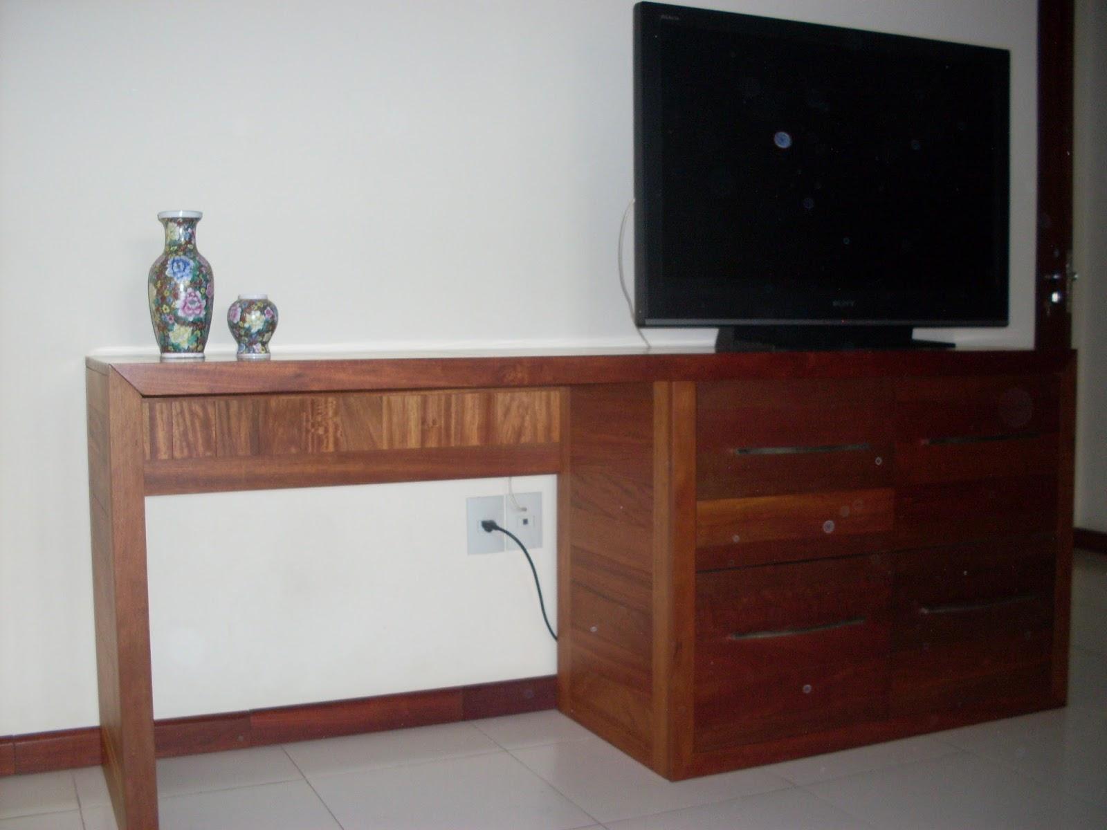 Móveis planejados em madeira e MDF: Quarto casal planejado #6A3D2F 1600x1200