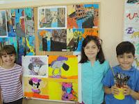 Pintores de hoy en el Boletín 58 de la Delegación Provincial de Granada