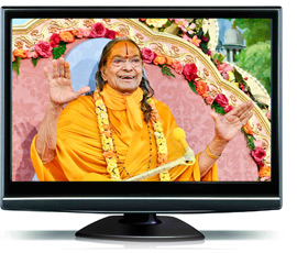 Jagadguru Shree Kripaluji Maharaj pravachan on TV Asia