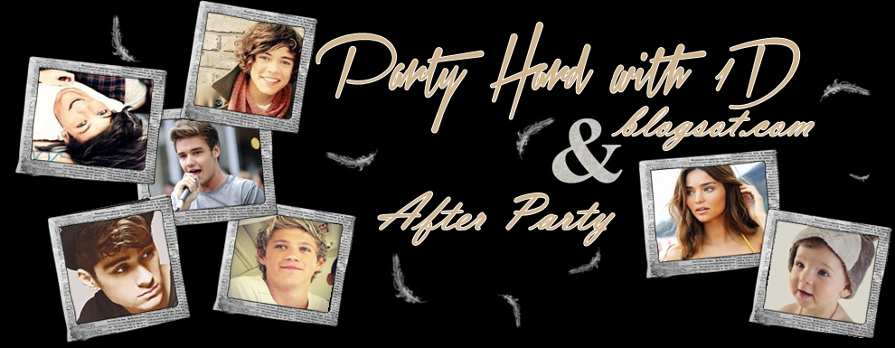 Party hard with One Direction (zakończony)