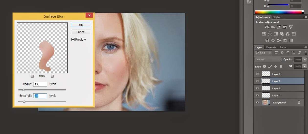Cara Mengatur Ukuran Foto 3x4, 4x6, dan 2x3 di Ms Word 78