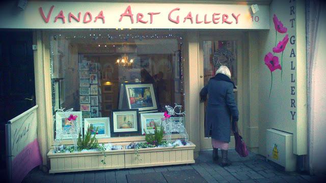 Vanda Art Gallery Galway Pathological Gomez