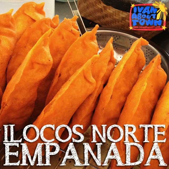 Ilocos Empanada - Batac, Ilocos Norte
