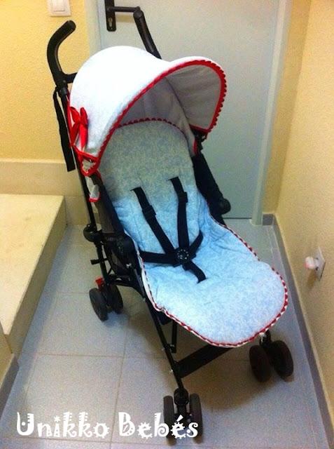 Silla maclaren quest personalizadda unikko beb s sacos de silla mochilas infantiles bolsos - Sacos para silla maclaren ...