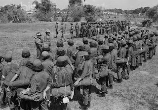 Military women - Vietnam