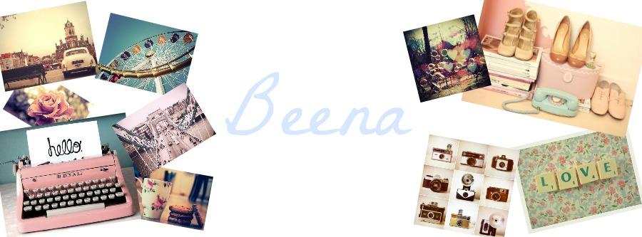 Beena's Blog