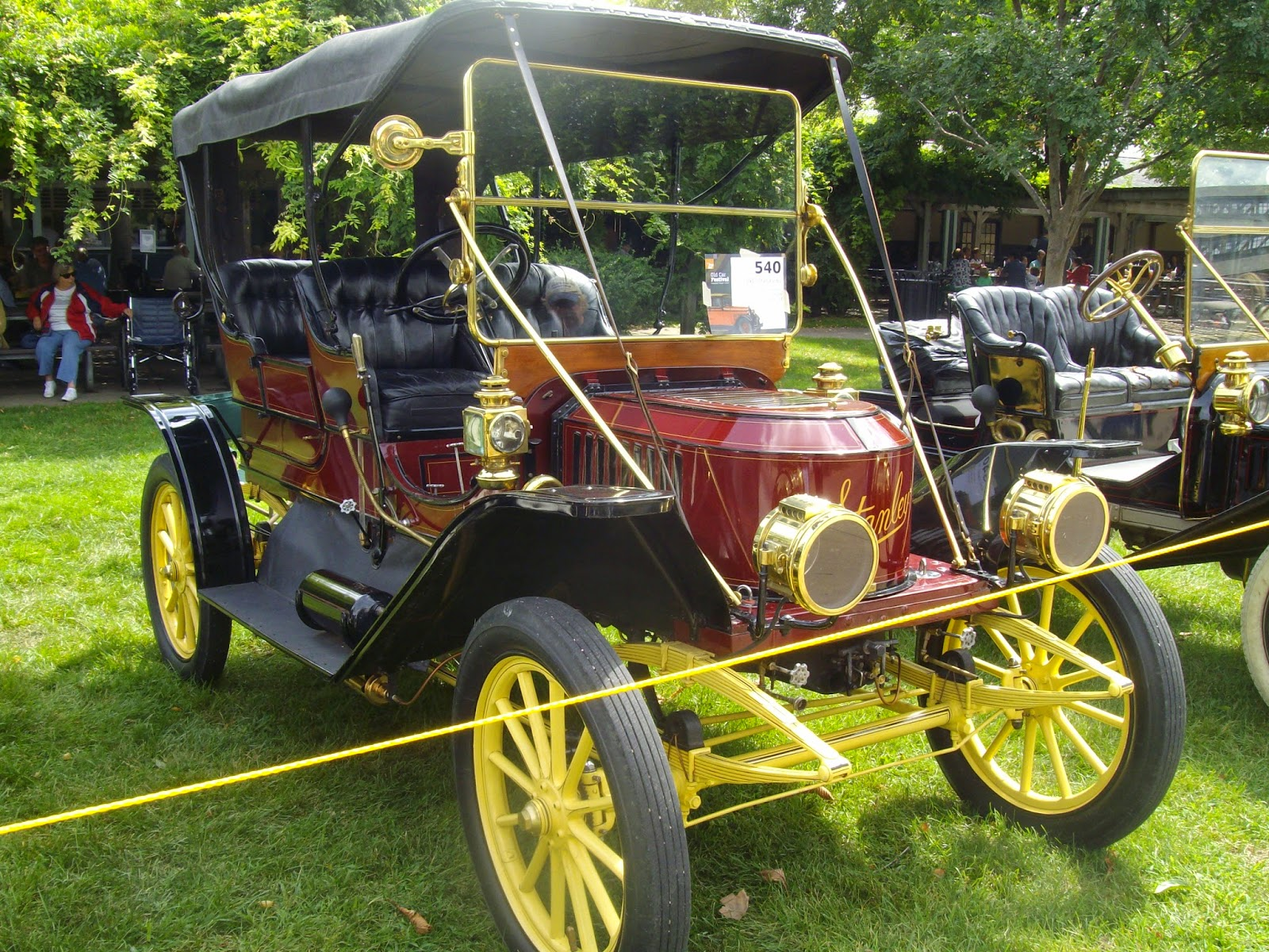 Mitten State Sports Report: Old Car Fest Photos!