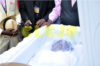 josephine okoye casket