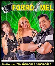 CONTRATE-FORRÓ COM MEL