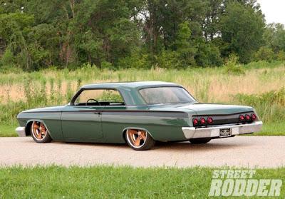 Chevrolet Impala Antigo 1962