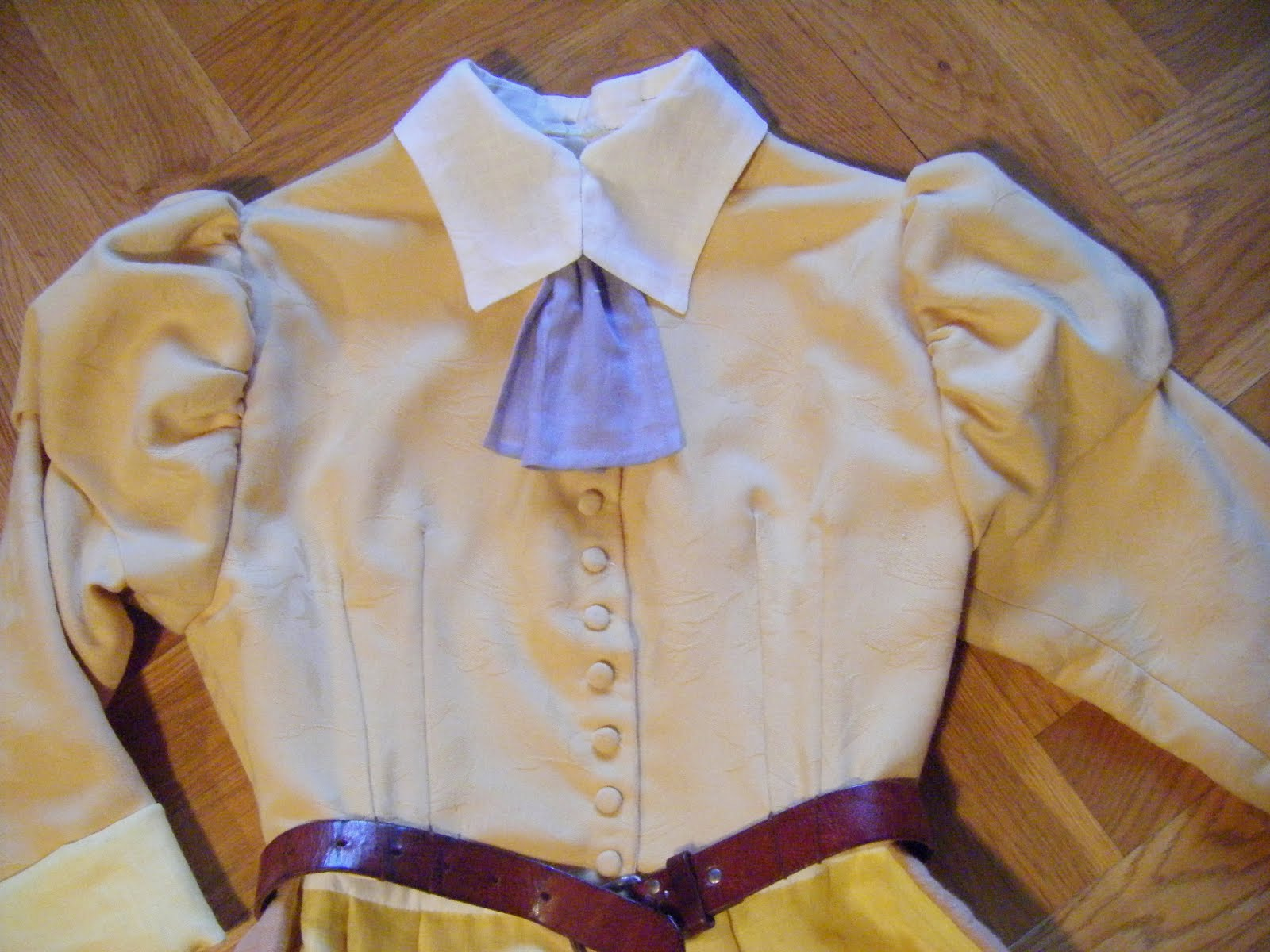 A Most Peculiar Mademoiselle: Jane Porter