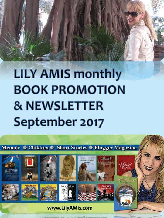 Monthly BOOK PROMOTION & NEWSLETTER