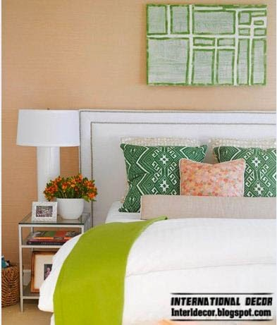 simple white headboard, king size headboard, creative headboard designs