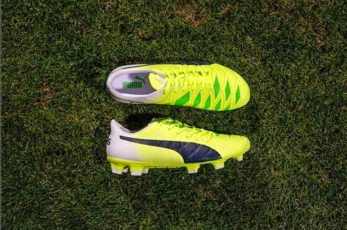 Limited Edition Puma evoACCURACY New Mario Balotelli Boots