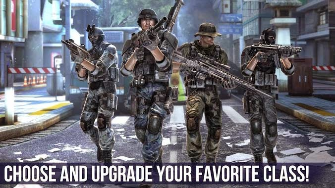 New soldiers are avaiable in mc5