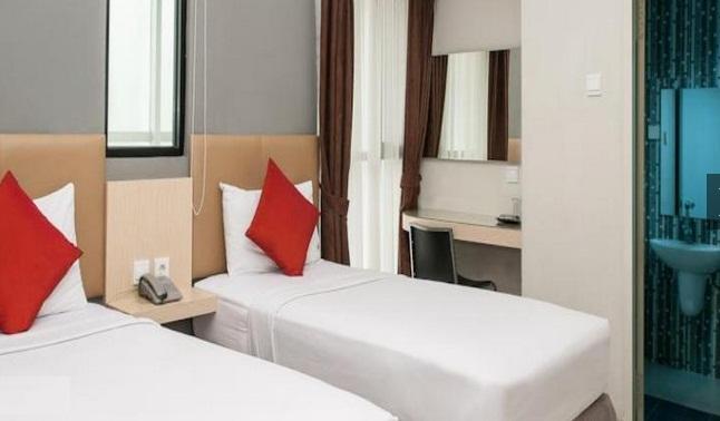 Hotel Antara Terletak Di Jl No39 Pasar Baru Jakarta Yang Dibangun Pada Tahun 2011 Lalu Ini Mempunyai 34 Kamar Kebijakan