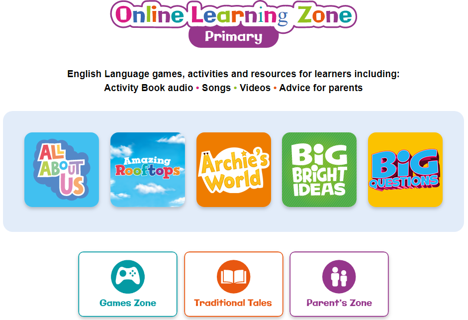 Online Learning Zone