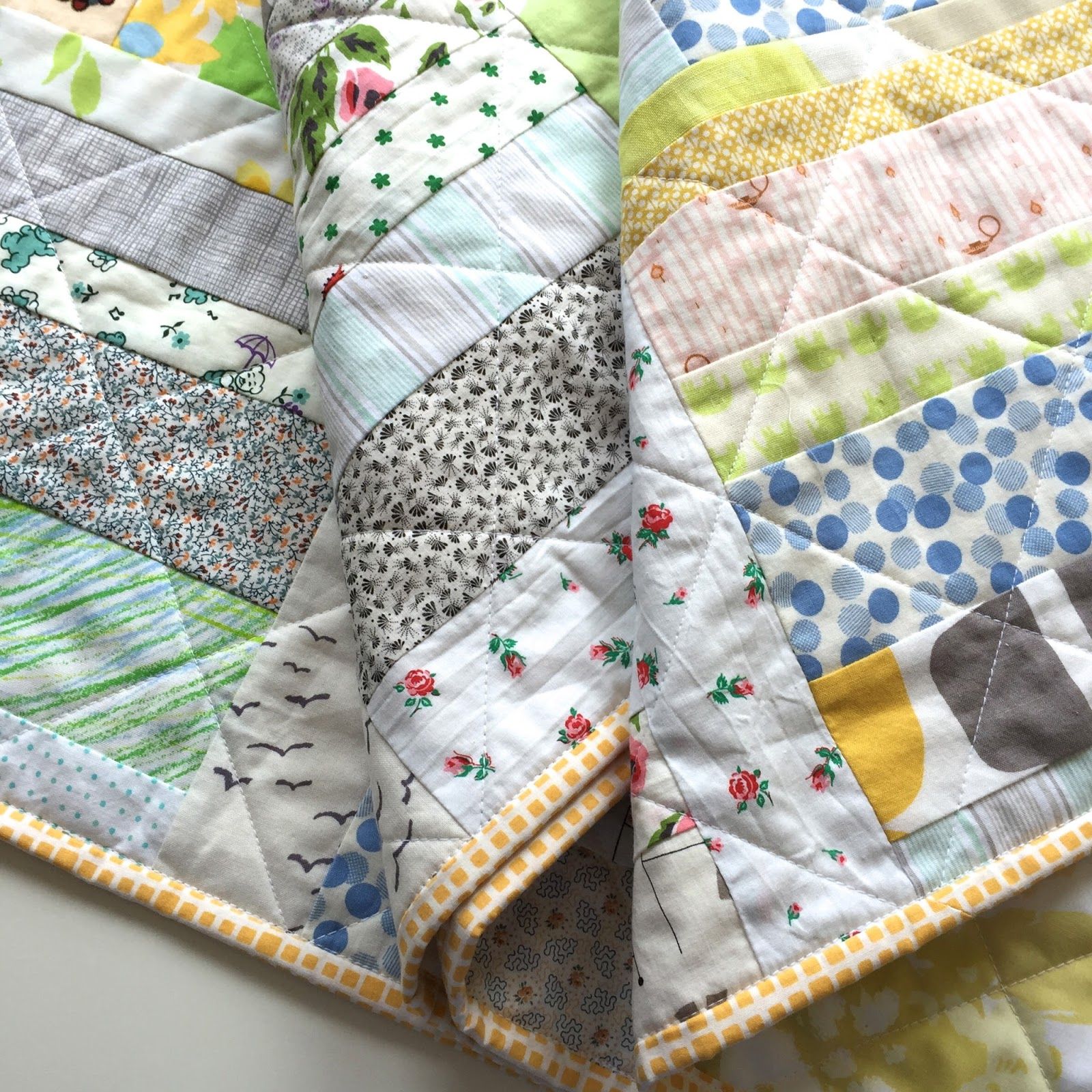 salty oat modern handmade quilts sunday morning lowvolume throw  - i've really loved every quilt i've made using patterns from sunday morningquilts (see my up up and away quilt and my improv slab quilt) and thislatest