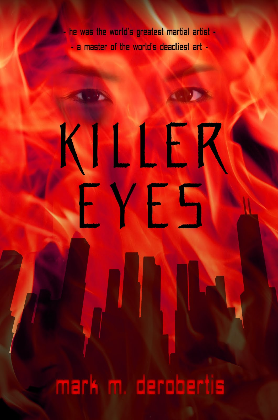 KILLER EYES - Book Two in the Killer Series now available from Melange Books.