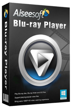 Capa Aiseesoft Blu-ray Player Torrent