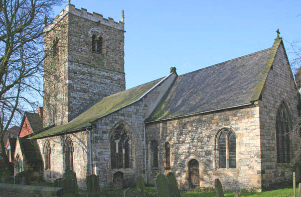 St Mary's Church, Bishophill Junior, York