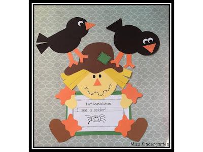 scarecrow art projects for preschoolers october 2012 miss kindergarten 621