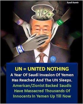 26 Μάρτη 2015... ξεκίνησε ο βομβαρδισμός της Υεμένης από τον παιδόφιλο δικτάτορα Σάουδ