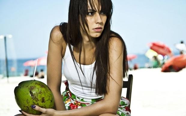Felipa Tavares faz parte do casting da agência 40° Graus, de Sergio Mattos (Foto: Marcelo Correa)