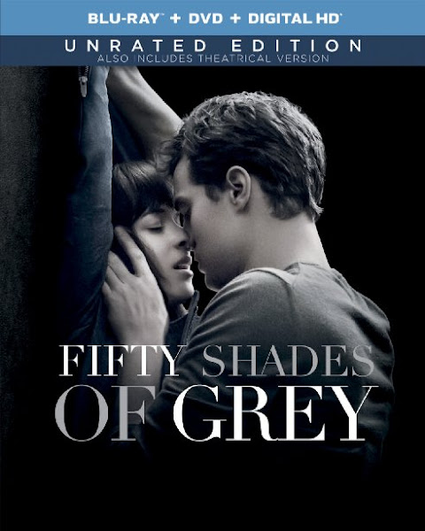Poster of Fifty Shades of Grey 2015 UnRated 480p BRRip English