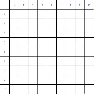 Number Names Worksheets : times table grid to print Times Table ...