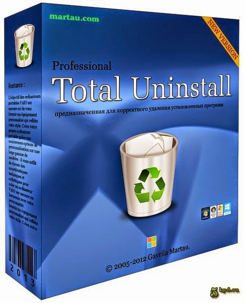Total Uninstall Pro v6.8.0 Full Version