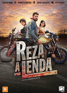 Filme Poster Reza a Lenda DVDRip XviD & RMVB Nacional