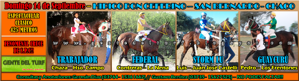 San Bernardo 14-09 Mas