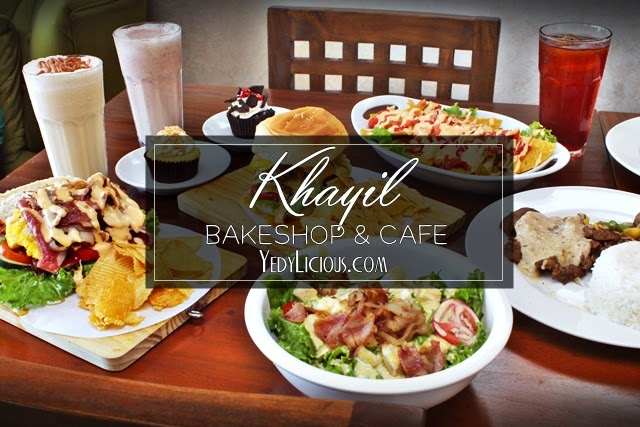 Khayil's Bakeshop and Cafe Restaurant in Antipolo City, Antipolo Food Trip, Where to Eat in Antipolo City Rizal, Customized Cakes, Cupcakes, Coffee Shops in Antipolo, Khayil Bakeshop and Cafe Address, Location, Contact No, Facebook, Twitter, Instagram, Blog, Review, Top Best Food Blog in Manila Philippines