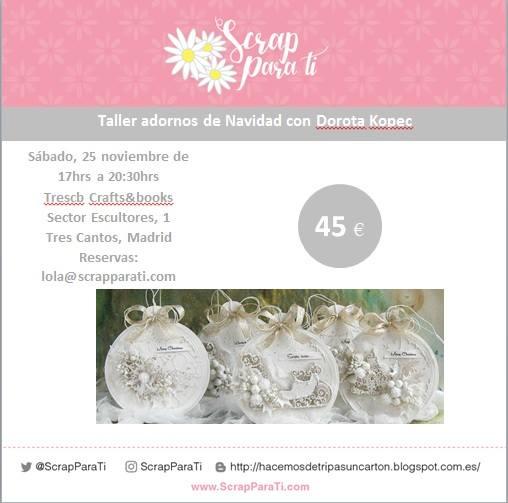 Madrid 25 de noviembre