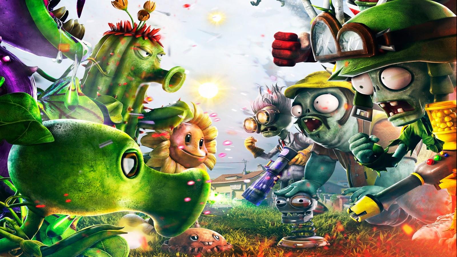 plants vs zombies 2 تحميل لعبة للكمبيوتر