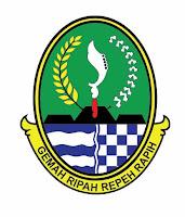 Logo Provinsi Jawa Barat vector ~ mountfar