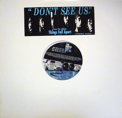 The Roots – Don't See Us (Promo VLS) (1998) (320 kbps)