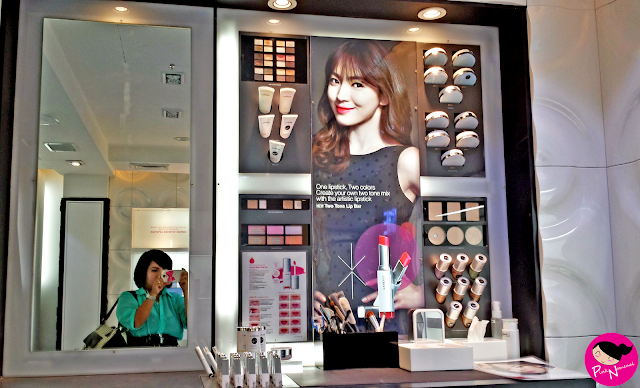 Image of Korean Make-Up Brand, Laneige Song Hye Kyo - pinknomenal.blogspot.com